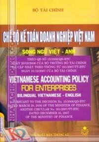 Chế Độ Kế Toán Doanh Nghiệp Việt Nam (Song Ngữ Việt - Anh)