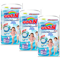 Combo 3 gói Tã quần Goon XL42(mới)