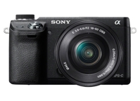 Máy ảnh DSLR Sony Alpha NEX-6 (Nex-6L) Body - 16.1 MP