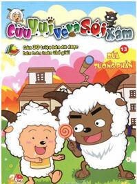 Cừu Vui Vẻ và Sói Xám (Tập 13): Búa tương phản