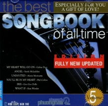 The best song book of all time (kèm CD)
