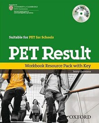 PET Result Workbook Resource Pack With Key - Jenny Quintana