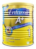 Sữa bột Enfamil A+ 1 - hộp 400g (dành cho trẻ từ 0 - 6 tháng)