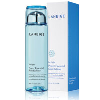 Nước hoa hồng sáng dịu da Laneige Power essential skin refiner light 200ml