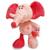 Thú bông voi hồng Nici88004 - 25cm