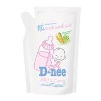 Nước rửa bình sữa và rau quả D-nee - Dạng túi 700ml