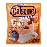 Ngũ cốc dinh dưỡng hương sô cô la Calsome gói 500g