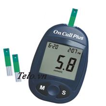 Máy đo đường huyết One Call Plus