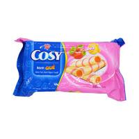 Bánh quế Cosy vị kem dâu gói 160g