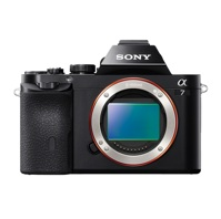 Máy ảnh chuyên dụng Sony Alpha ILCE-7K - Black