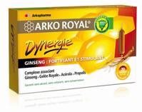 Sữa ong chúa nhân sâm Arko Royal Dynergie