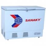 Tủ đông Sanaky VH255W1 (VH-255W1) - 225 lít, 120W