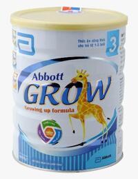 Sữa bột Abbott Grow 3 - hộp 400g (dành cho trẻ từ 1 - 3 tuổi)