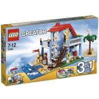 Đồ chơi LEGO 7346 xếp hình Seaside House