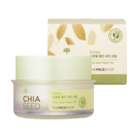 Kem dưỡng ẩm cho da khô Chia Seed Moisture Holding Seed Cream The Face Shop