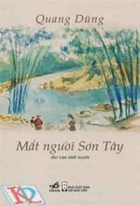 Mắt người Sơn Tây - Quang Dũng