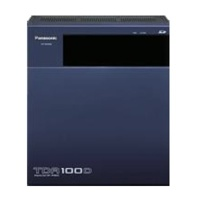 Hệ thống tổng đài IP Panasonic KX-TDA100D (16-72)