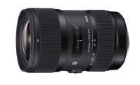 Ống kính Sigma 18-35mm F1.8 DC HSM