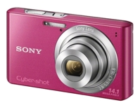 Máy ảnh kỹ thuật số Sony DSCW610 (DSC-W610)