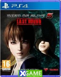 Đĩa game Dead or Alive 5: Last Round