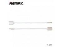 Bộ jack chia tai nghe và mic Remax RL-S20