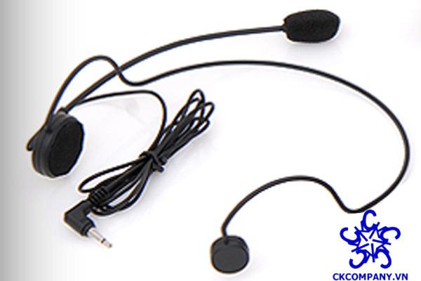 Mic rời đeo tai của Camac 9288