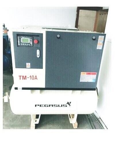 Máy nén khí trục vít Pegasus TM-10A - 7.5KW