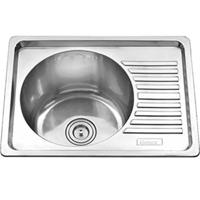 Chậu rửa bát 1 hố Gorlde GD0291 (GD-0291)