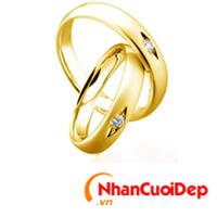Nhẫn cưới đẹp NC 910