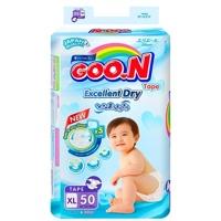 Tã dán Goo.n Slim XL50