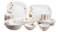 Bộ 30 món đồ dùng bàn ăn thủy tinh ngọc Vitriares 951-30V