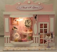 Mô hình tiệm váy cưới