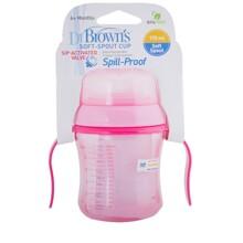 Bình tập uống nhựa PP Dr.Brown 930P4 (930-P4) 170ml