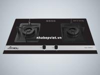 Bếp gas âm cao cấp Sunhouse APB8811S - 2 bếp