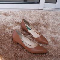 Giày gót thấp 3cm đế giày