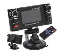 Camera hành trình DVR F20 tích hợp 2 camera