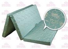 Đệm bông ép vỏ gấm Sông Hồng 160 x 195 x 5 cm