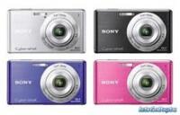 Máy ảnh Sony CyberShot W530