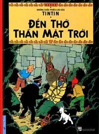 Những Cuộc Phiêu Lưu Của Tintin - Đền Thờ Thần Mặt Trời
