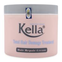 Hấp dầu đặc trị tóc hư tổn Kella New Total Hair Damage Treatment 500ml