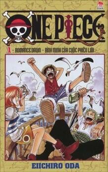 One Piece - Tập 1