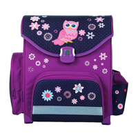 Cặp học sinh Tiger Family Lovely Owl 1717C