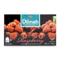 Trà túi lọc hương mâm xôi Dilmah hộp 30g