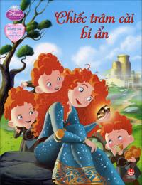 Trang sức của công chúa - Chiếc trâm cài bí ẩn (Disney)