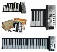 Piano phím mềm - Piano cuộn - Roll Up Piano - Soft Keyboard Piano 61 key