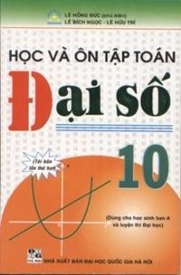 Học và ôn tập toán đại số 10