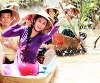 Tour du lịch TP.Hồ Chí Minh - Hà Tiên - Châu Đốc - Cần Thơ
