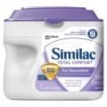 Sữa bột Abbott Similac Total Comfort - hộp 638g (dành cho bé có hệ tiêu hóa kém)