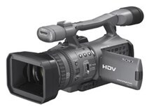 SONY HDR FX7E