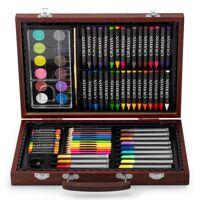 Bộ màu vẽ đa năng Colormate M82 (MS-82W)